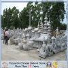 Modern Granite Abstract Sculpture for Buddha/Animal/Figure/Lantern