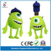 Custom Cartoon USB Flash Disk 4GB for Kids