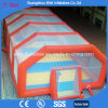 Closed Outdoor Inflatable Football Field Water Inflatable Soccer Playground Games