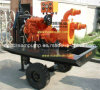 Diesel Engine Sewage Pump with CE