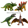 2016 New Plastic Simulation Dinosaur Toy Figure for Children