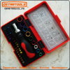 46PCS Multi-Function Ratchet Screwdriver Bits and Socket Hand Tool Set