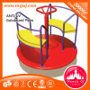Rotational Steel Outdoor Playground Children Park Facility