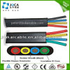 China Supply 1100V Flat Submersible Deep Well Pump Cable