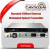 Professional Supplier High Performance CATV 1550nm Standard External Modulated Optical Laser Transmitter
