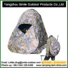 1 Person Camping Shooting Camo Hunting Blind Tent