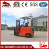 2.5ton Eletric Forklift with Certificates