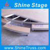 Stage, Circular Stage, Aluminum Portable Stage, Mobile Stage, Arc Stage