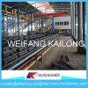 High Quality Horizontal Continuous Casting Machinflask Automatic Horizontal Brack Disc Foundry Casting Moulding Line,