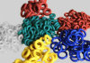 All Kinds of Color Silicone Gasket, Silicone O Ring, Silicone Seal, Silicone Parts Made with 100% Virgin Silicone