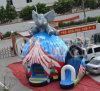 Inflatable Bouncer with Slide Elephant Bouncer (Chb441)