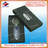Metal Car Logo Keychain Turbo Keychain with Packing Box