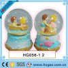 Poly Resin Love Snow Globe, Water Ball (HG151)