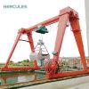 2015 Single Girder Project Gantry Crane for Construction