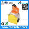 Angle Lever Roller Automatic Reset Cushion Limit Switch with CE