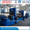 W11S-20X4000 hydraulic type Steel Plate Bending and Rolling Machine