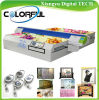 High Speed Color Printing Press Machine for Cloth, Handbag, Belts, Glass, Shoes (colorful 2632)