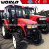New Chinese Wheeled Tractor Wd554 with 40 Kw Engine