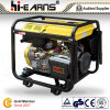 Air Cooled Diesel Generator Emergency Welder Generator (DG6000EW)
