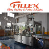 Non-Carbonated Tribloc Rinser Filler Capper Beverage Filling Machine