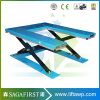 1ton China Electric Static Scissor Pallet Lift Platform for Lifting Goods with CE