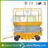 6m 10m 12m Automatic Self Driven Scissor Lift Platform