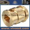 Customized CNC Lathe Brass Fittings