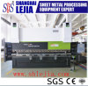 CE Certificated CNC Hydraulic Press Brake