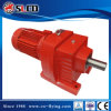 R Series Helical Inline Forward Reversible Gear Motors