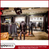 Luxury European Style Display Fixtures for Men Clothing Retail Shop