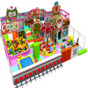 Cartoon or Candy Naughty Castle Indoor Playground From Professional Factory