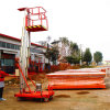 Sjyl Model Mobile Type Aluminium Alloy Lift Platform