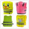 Pink Reflective Children Safety Vest for Roadway