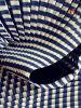 2017 New Arrival Wrinkle Chiffon Fabric/Pleated Skirt Fabric