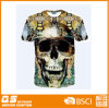 Men′s Short Sleeve Printed T-Shirt