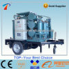 Moable Multifunctional Used Transformer Oil Regeneration Unit