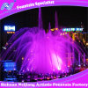 3D Running Floating Fountain Program Control Project in River