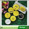 Custom Round Shape Smile Button Badges