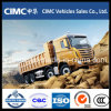 Hyundai 8*4 340HP Heavy Dump Truck with Best Price