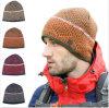Villus Lining Thick Warm Winter Beanie Hat