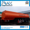 Tri-Axles Oil Fuel Delivery Tank Semi Trailer for Sale