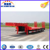 25t-200tons Low Bed Semi Trailer/Semi Lowbed Lowboy Truck Trailer