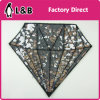 New Arrival Fashion Decorative Sequins Embroidery Paillette Patches for T Shirt