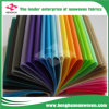 Excellent Colors Spunbond PP Fabric Roll