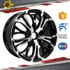 Competitive Price Replica 17 Inch 5 Holes Alloy Wheel Rims for Auto Spare Parts