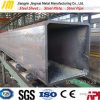 Large Diameter Ms ERW Black Square Hollow Section Steel Pipe/Tubes