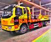 FAW road wrecker truck, 8-10 tons wreck Truck