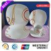 Hot Sell 20PCS Ceramic Dinnerset in Line Design