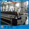 2017 New Business Opportunity Automatic Toilet Tissue Paper Rewinding and Cutting Machine for Paper Rolls