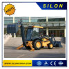 Chinese Best Changlin Wz30-25 Backhoe Loader 4WD